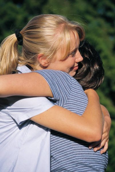 Give Someone A Hug Today