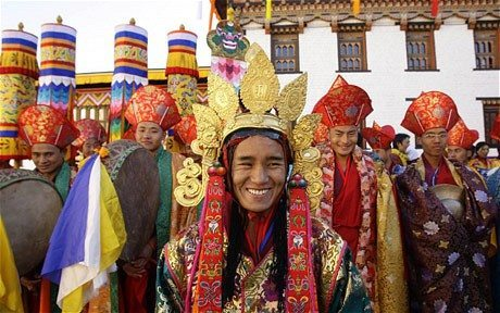 Bhutan-happiest place on Earth