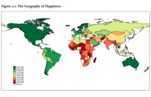 2015 Geography of Happiness
