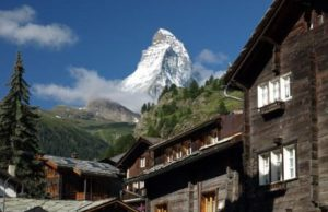 Switzerland in the happiest country in the world for 2015