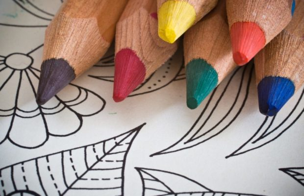 coloring isn't just for kids